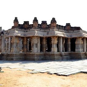 Musical Temple by Vijayendra Venkatesh - Buildings & Architecture Statues & Monuments (  )