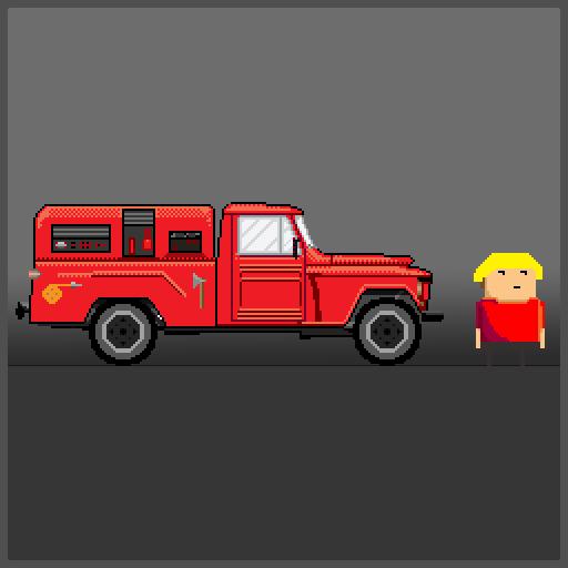 消防车 模擬 App LOGO-APP試玩