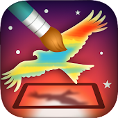 AREVO BIRD - 3D AR COLORING