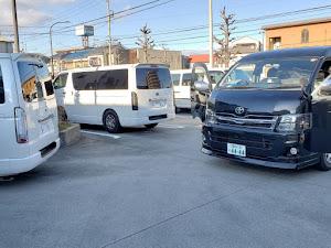 ハイエースバン  Super GL Ver.Ⅴ 50TH Anniversary Limitedのカスタム事例画像 Mr.Jinさんの2019年01月02日19:46の投稿