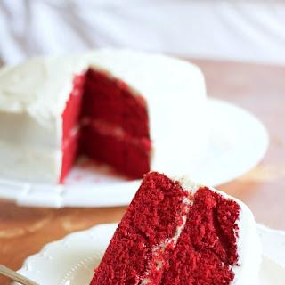 Red Velvet Cake (Waldorf Astoria Cake).