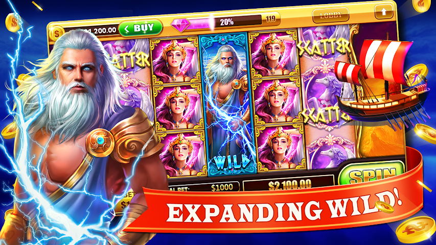 android Slots Free - Wild Win Casino Screenshot 2