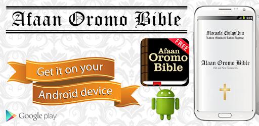 Oromo Bible FREE - Apps on Google Play