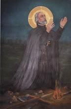 Photo: Obraz olejny na sklejce autorstwa Jerzego Loski. Wym. 100 x 150 cm. Fot. Remigiusz Giza