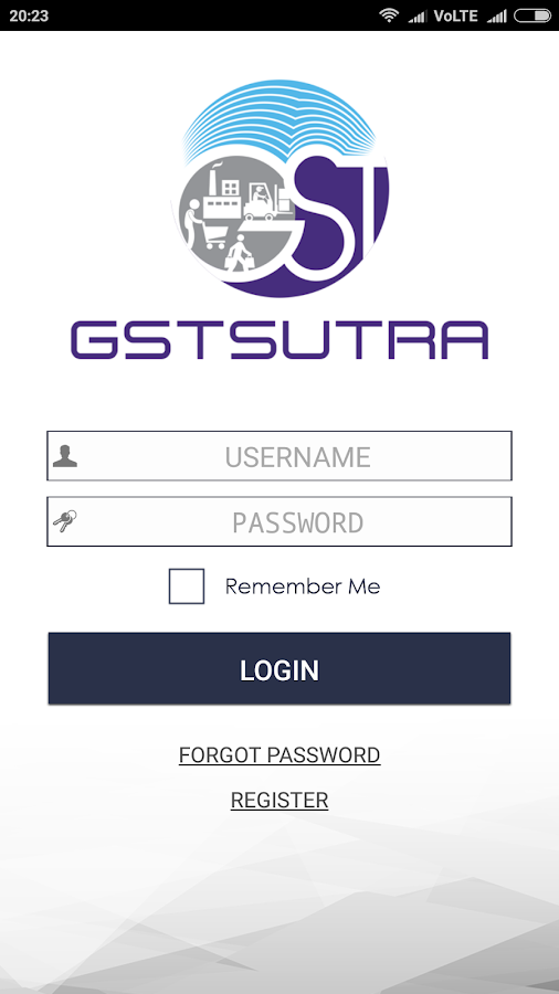 GSTsutra- screenshot