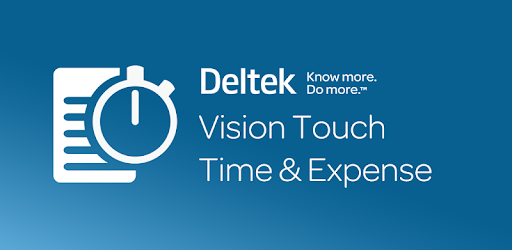 deltek time and expense login page