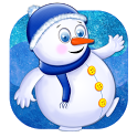 Snowman Dash: Jump or Die icon
