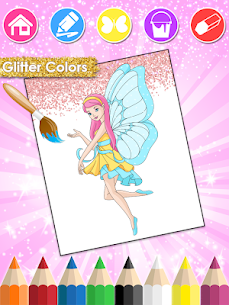 Princess Coloring Book ❤ 9