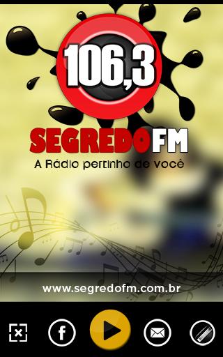 Rádio Segredo FM 106 3