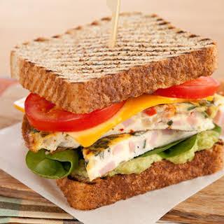 Stefano's Big Western Sandwich.