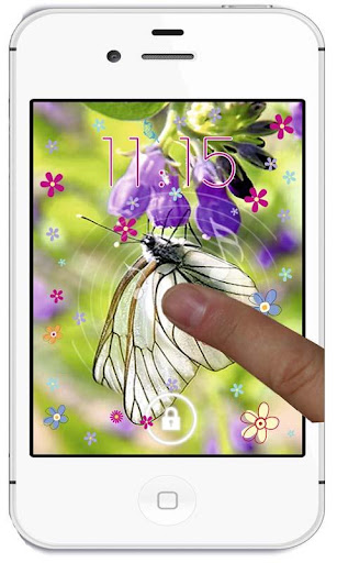 Butterfly n Nature HD LWP