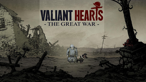 Valiant Hearts The Great War  screenshots 1