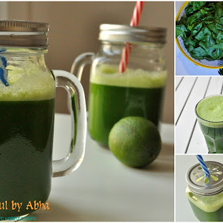 My Daily Green Juice.