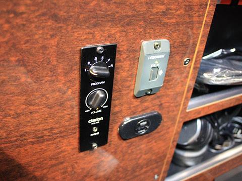 両備ホールディングス「ドリームスリーパー東京大阪号」 1964 コンセント・USBポート・マルチステレオチャンネル