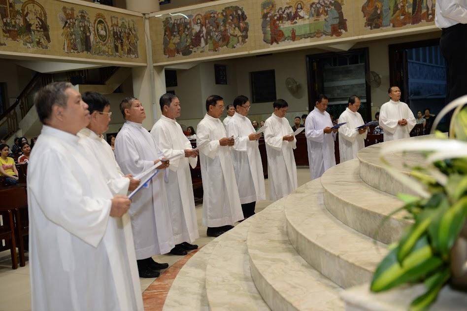 Chúc mừng các Thừa tác viên Thánh Thể ngoại thường 2018