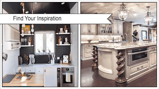 Luxury diy kitchen design mod apk for Diy luxury kitchens