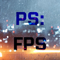 Picture strike: FPS icon