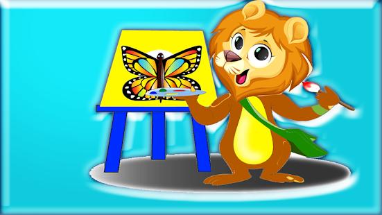 paint online painting games for kidsdraw online screenshot thumbnail