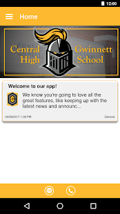 Central Gwinnett High- screenshot thumbnail