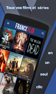 FranceFlix TV Capture d'écran