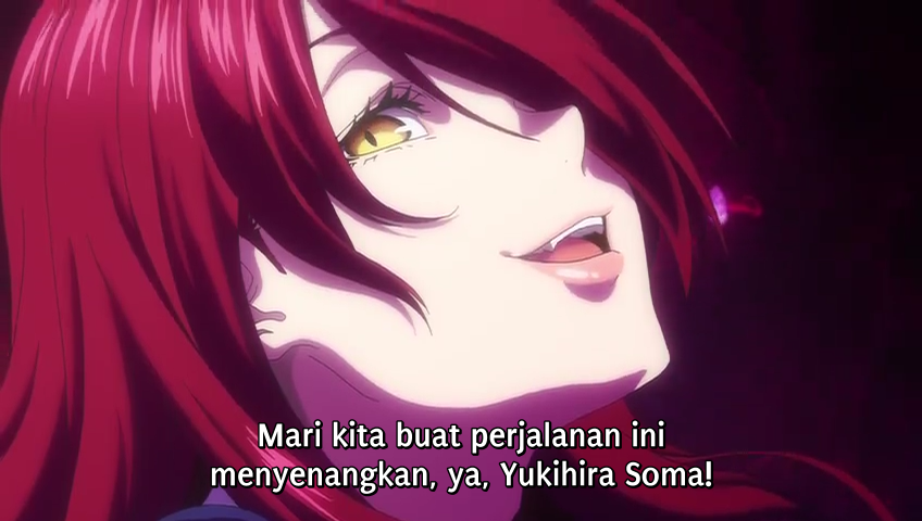 Download Shokugeki no Souma: San no Sara Episode 15 Subtitle Indonesia