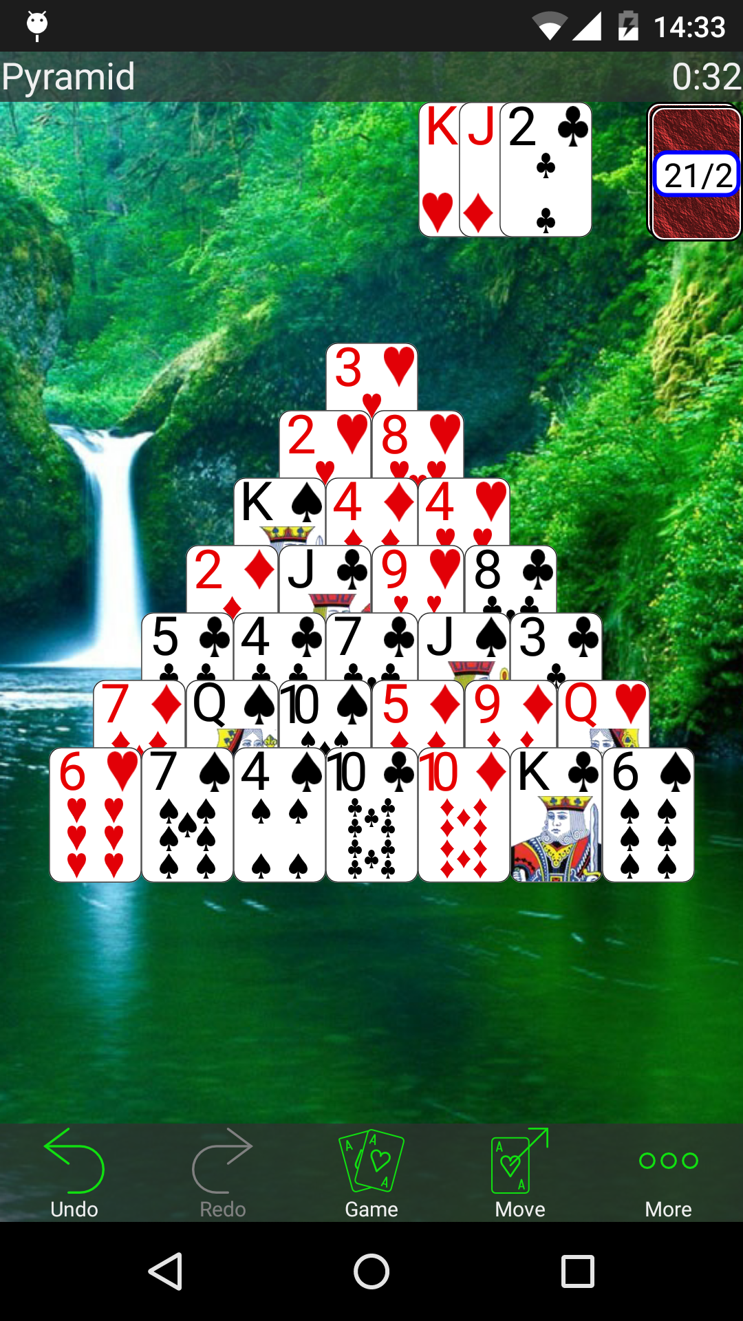 250+ Solitaire Collection screenshot #3