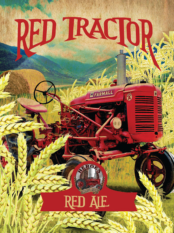 Logo of Red Tractor Ale