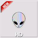 Alien Wallpaper – HD Wallpaper icon