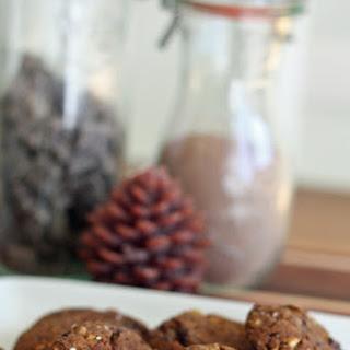 Healthy Pumpkin Chocolate Cookies