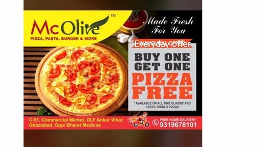 Mc Olive menu 1