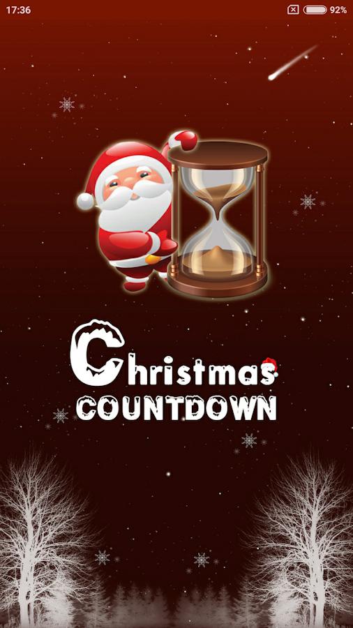 christmas countdown timer 2016