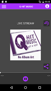 Q Hit Music- screenshot thumbnail