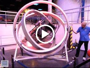 Video: 2. den - Tenhle simulátor nám spustili navíc (Euro Space Center, Transinne, Belgie)