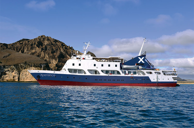 Celebrity Xperience begins sailings to the Galapagos in 2017.