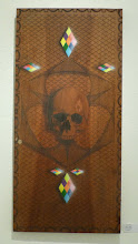 Photo: CityLeaks 2015; Ausstellung Galerie 30Works; XXXHIBITION, Skull Tunes
