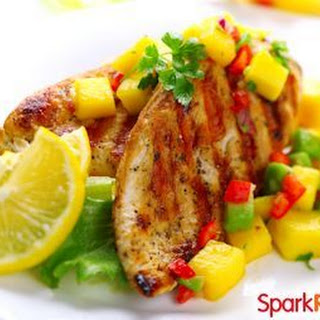 Tropical Grilled Chicken.