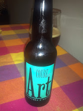 Photo: Excel·lent birra dels amics d'Art. Totalment recomenable!