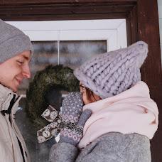 Wedding photographer Uralskaya Alena (URALSKAYAPHOTO). Photo of 21.12.2016