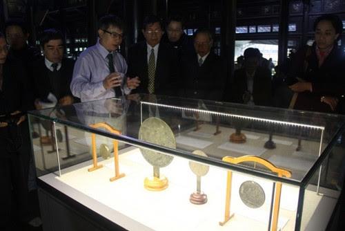 Bảo tàng cổ vật cung đình Huế triển lãm Việt - Nhật 2