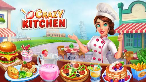 Crazy Kitchen Chef Restaurant- Ultimate Cooking apkdebit screenshots 6