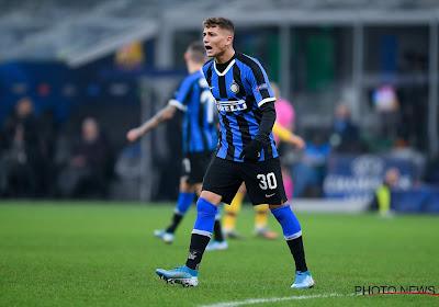 Sebastiano Esposito de nouveau prêté