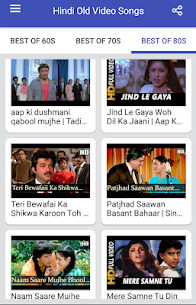 Hindi Old Songs Video App Download For Android 7