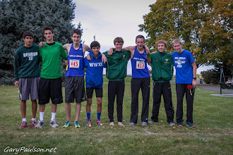 Photo: 4A Boys - Top 8 Mid-Columbia Conference Cross Country District Championship Meet  Buy Photo: http://photos.garypaulson.net/p554312676/e4804add6