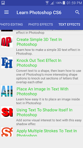 Learn Photoshop CS6 Step By Step 1.4.2 screenshots 2