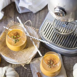 Pumpkin Spice Latte Smoothie.