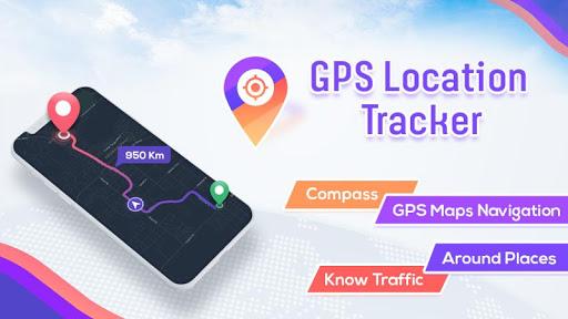 GPS Maps, Directions - Route Tracker, Navigations 7.0 screenshots 1