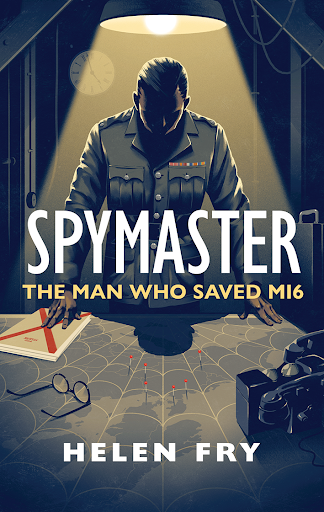 Illustrating Spymaster by Helen Fry: A Q&A with Rui Ricardo