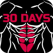 Free Abs Workout For Men In 30 Days APK for Windows 8