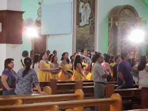 Photo: Church-wedding in Talisay