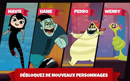 Aventures Hôtel Transylvanie -  Cours et bondis !  captures d'écran 2